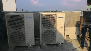 Proyek Installasi AC Central Pekanbaru